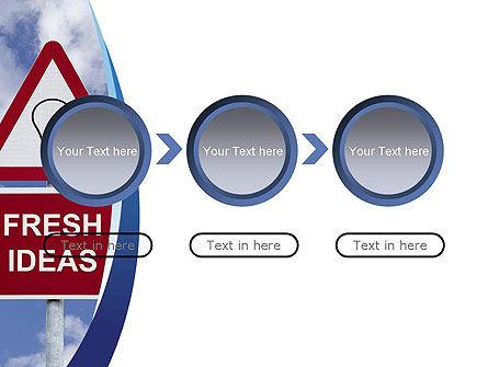 Fresh Ideas PowerPoint Template Slide 5