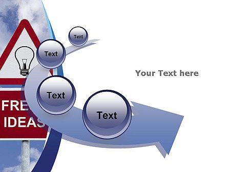 Fresh Ideas PowerPoint Template Slide 6