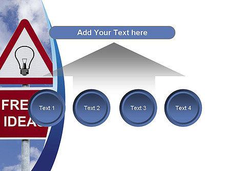 Fresh Ideas PowerPoint Template Slide 8