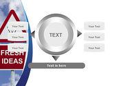 Fresh Ideas PowerPoint Template#12
