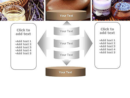 Lavender Spa PowerPoint Template Slide 13