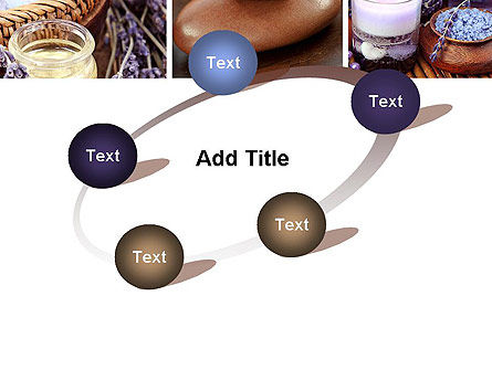Lavender Spa PowerPoint Template Slide 14