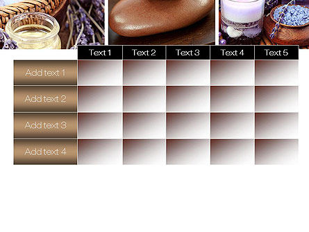 Lavender Spa PowerPoint Template Slide 15