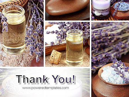 Lavender Spa PowerPoint Template Slide 20