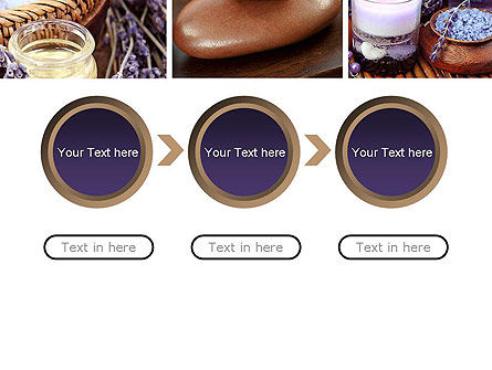 Lavender Spa PowerPoint Template Slide 5