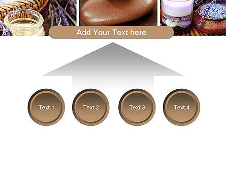 Lavender Spa PowerPoint Template Slide 8