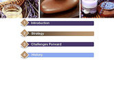 Lavender Spa PowerPoint Template#3