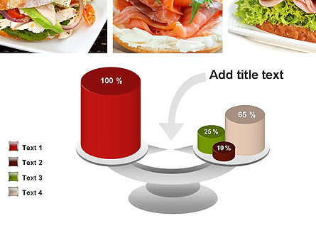 Sandwiches PowerPoint Template Slide 10