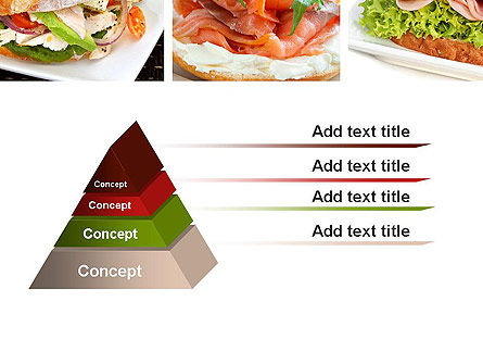 Sandwiches PowerPoint Template Slide 12