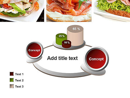 Sandwiches PowerPoint Template Slide 16