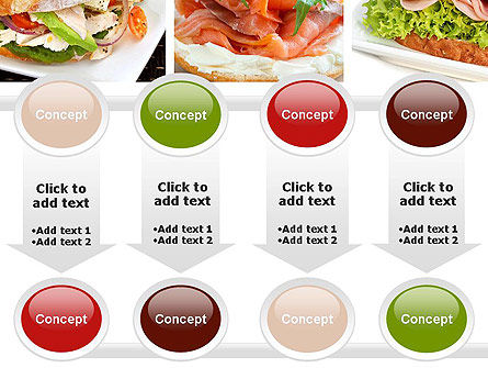 Sandwiches PowerPoint Template Slide 18