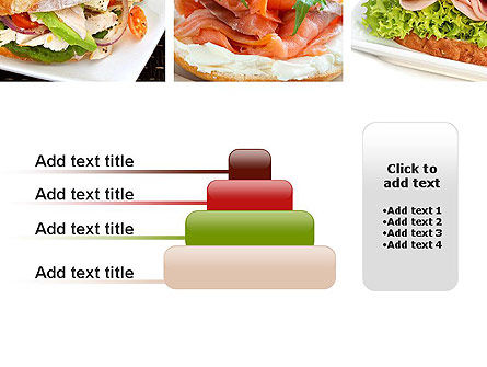 Sandwiches PowerPoint Template Slide 8