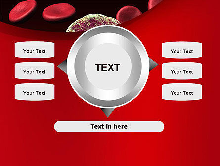 Virus Cells PowerPoint Template Slide 12