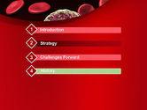 Virus Cells PowerPoint Template#3
