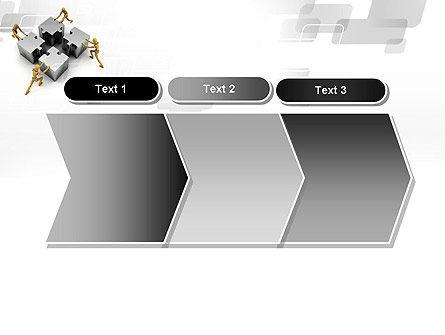 Teamwork Concept PowerPoint Template Slide 16
