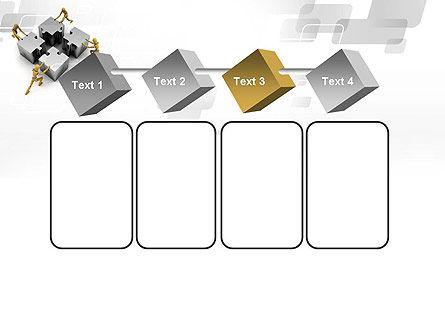 Teamwork Concept PowerPoint Template Slide 18