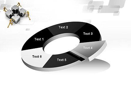 Teamwork Concept PowerPoint Template Slide 19