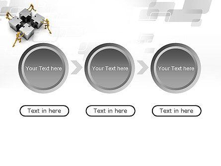 Teamwork Concept PowerPoint Template Slide 5