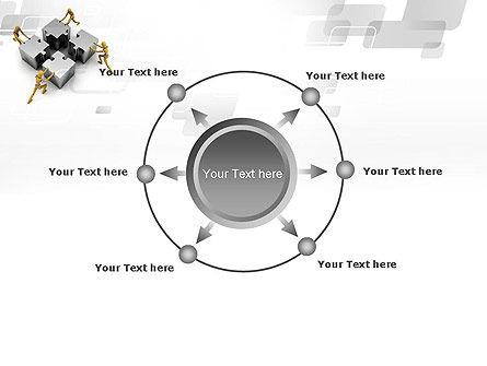 Teamwork Concept PowerPoint Template Slide 7