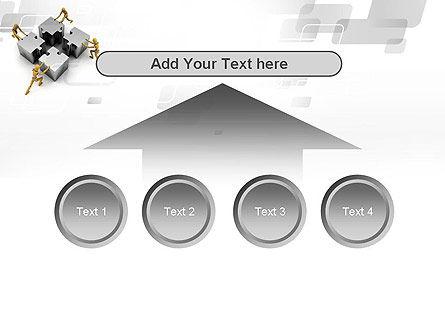 Teamwork Concept PowerPoint Template Slide 8