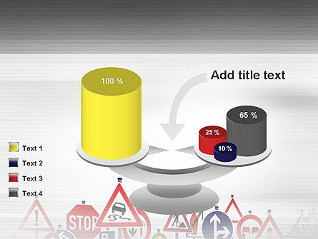 Road Signs PowerPoint Template Slide 10