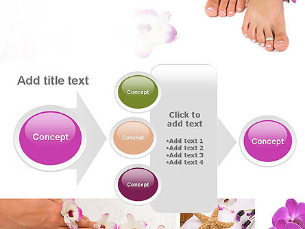 Nail Spa PowerPoint Template Slide 17