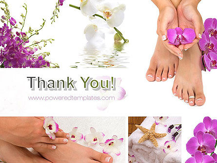 Nail Spa PowerPoint Template Slide 20