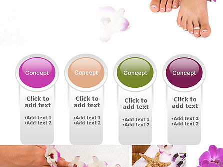 Nail Spa PowerPoint Template Slide 5