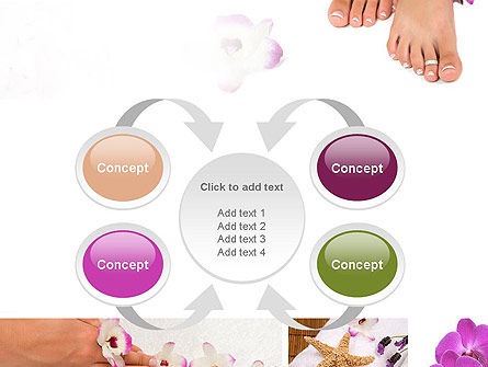 Nail Spa PowerPoint Template Slide 6