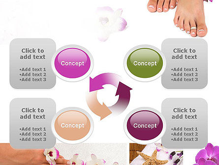 Nail Spa PowerPoint Template Slide 9