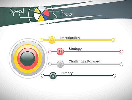 Brain Health PowerPoint Template, Slide 3, 10751, Medical — PoweredTemplate.com