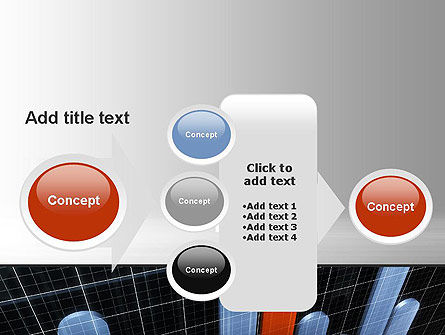 Chart Trends PowerPoint Template Slide 17