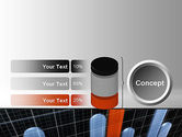 Chart Trends PowerPoint Template#11
