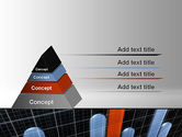 Chart Trends PowerPoint Template#12