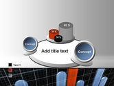 Chart Trends PowerPoint Template#16