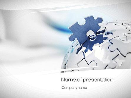 Business Concepts: Human Resources PowerPoint Template #10754