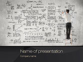 Business Concepts: Strategische Planning PowerPoint Template #10756