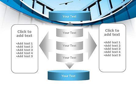 Open Iron Gate PowerPoint Template Slide 13