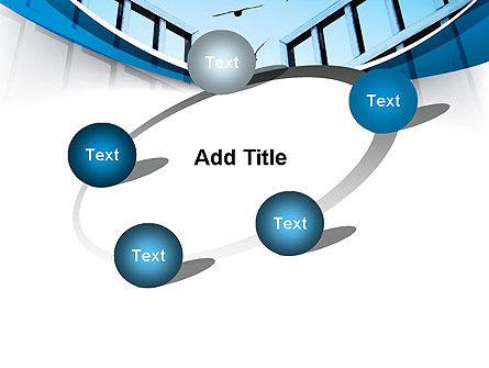 Open Iron Gate PowerPoint Template Slide 14