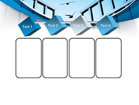Open Iron Gate PowerPoint Template Slide 18