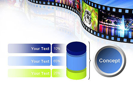 Streaming Media PowerPoint Template Slide 11