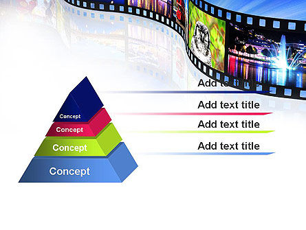 Streaming Media PowerPoint Template Slide 12
