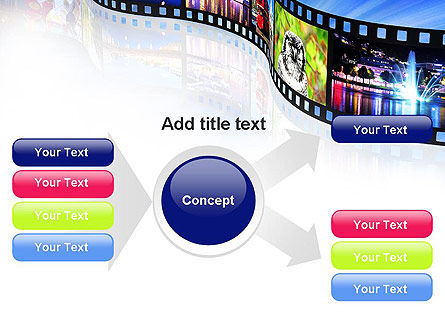 Streaming Media PowerPoint Template Slide 14
