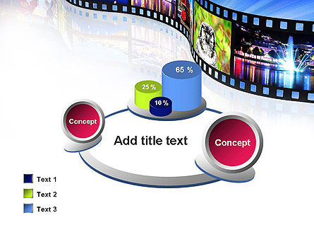 Streaming Media PowerPoint Template Slide 16