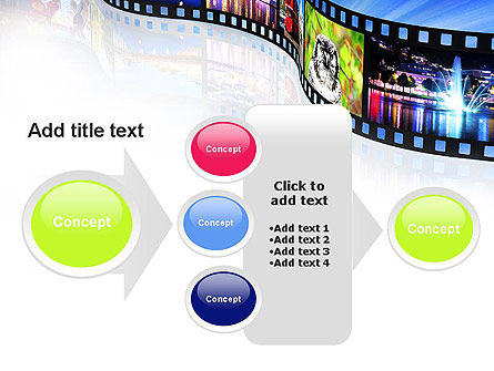 Streaming Media PowerPoint Template Slide 17