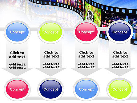 Streaming Media PowerPoint Template Slide 18