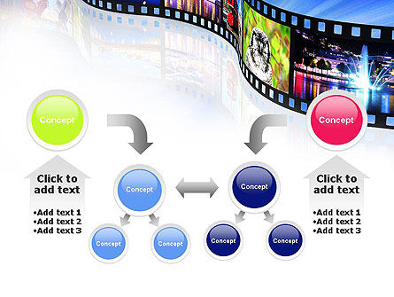 Streaming Media PowerPoint Template Slide 19