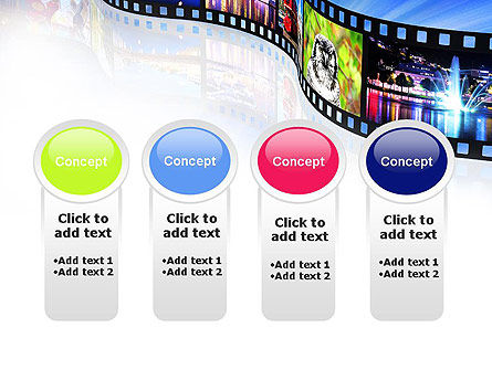 Streaming Media PowerPoint Template Slide 5