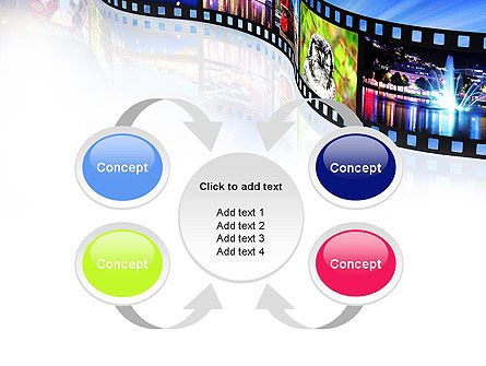 Streaming Media PowerPoint Template Slide 6