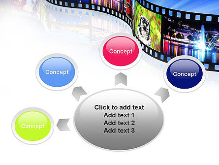 Streaming Media PowerPoint Template Slide 7